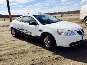 2007 Pontiac G6 GT Coupe (2 door) Reduced for quick sale.