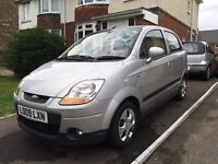Chevrolet Matiz 2009 5dr FOR SALE £1900