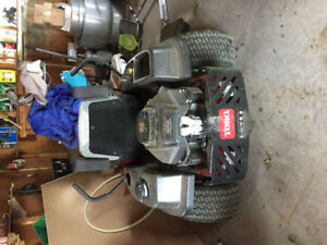 Zero Turn Toro Lawnmower
