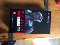 Sapphire Radeon RX480 8gb