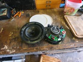 """Qi65c 6.5"""" Ceiling Speaker"""