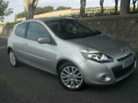 2011 Renault Clio 1.2 16V Dynamique TomTom 3dr HATCHBACK Petrol Manual
