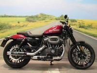 Harley Davidson XL1200CX ROADSTER 2016**1011 MILES, 1 FORMER OWNER**