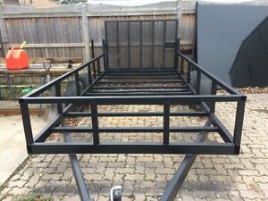 Brand new Tandem 6.5x14 Utility or landscape trailer with brakes