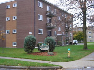 Bright 2 bedroom units available for October 1st.
