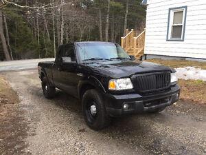 2007 Ford Ranger sport Pickup Truck