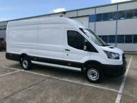 2020 Ford Transit 2.0 EcoBlue 130ps L4 H3 Leader Van PANEL VAN Diesel Manual