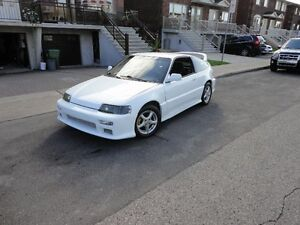 1989 Honda CRX Coupe (2 door)