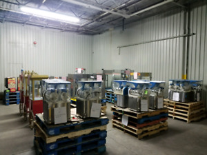 Used Concession Equipment Warehouse Sale