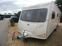 4,5,6 berth Bailey Senator Carolina quad motor mover fixed bunks family caravan