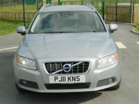 2011 Volvo V70 3.0 T6 AWD ( 304ps ) Geartronic SE Lux Mega Spec!