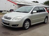 2006 (06) Toyota Corolla 1.4 VVT-i Colour Collection 5dr