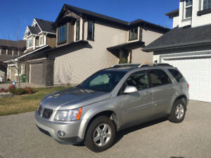 2008 Pontiac Torrent - FREE winter tires included
