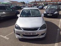 2006 Vauxhall Corsa Manual Petrol 1.2 i 16v SXi 3dr Hatchback Silver Hpi Clear
