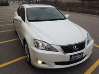 2010 Lexus IS 250 AWD Navigation (PRIVATE SALE)