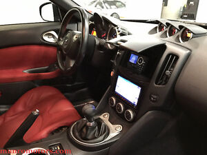 2010 Nissan 370Z Touring 40th Anniversary Edition Custom Stereo