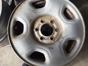 2005 Ford F-150- 17 inch 6 bolt hole