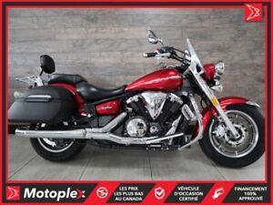 2009 Yamaha  V-STAR XVS 1300 34,95$/SEMAINE