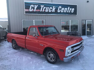 1971 Chevrolet C10 Big Block 4spd Auto Restored