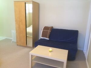 BRIGHT FURNISHED BASEMENT BACHELOR - BEACHES