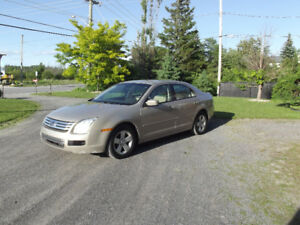 2006 Ford Fusion Berline w\clear car proof