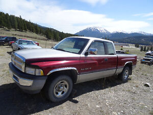 1995 Dodge Power Ram 1500 Pickup Truck