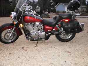 2005 Honda Shadow aero