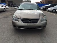 2004 NISSAN ALTIMA,4 CYLIDRE,AUTOMATIQUE,FULL EQUIPE 141000 KM