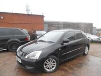 HONDA CIVIC SE 1.7 CTDi DIESEL 5 DOOR HATCHBACK