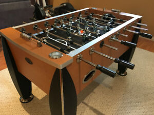 Sportcraft 56in. Foosball Table