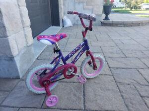 Vélo pour petite fille