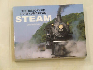 The History of North American Steam, by Christopher Chant