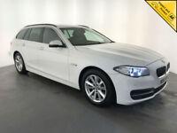 2013 63 BMW 520D SE DIESEL 184 BHP 1 OWNER SERVICE HISTORY FINANCE PX