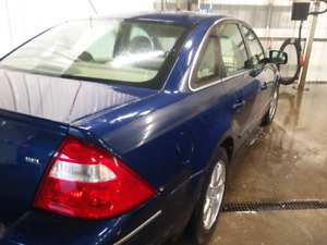 2005 Ford Five hundred Loaded