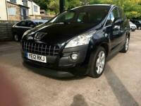 Peugeot 3008 Crossover 1.6HDi ( 112bhp ) Active FREE WARRANTY FINANCE 30£/WEEK