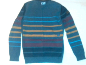 Boys fox sweater
