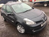 57 Reg Renault Clio initial automatic leather low miles