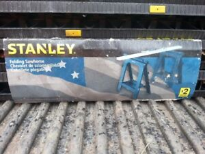 Stanley Saw Horse(2 pk)