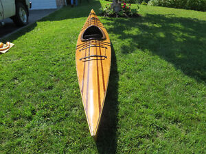 Quality Wooden Kayaks and many other poly kayaks