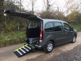 2012 Peugeot Partner Tepee 1.6 HDi 92 S 5dr WHEELCHAIR ACCESSIBLE VEHICLE 5 d...