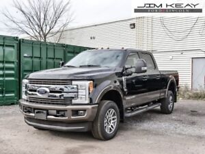 2017 Ford F-250 Super Duty King Ranch  - Leather Seats - $296.91