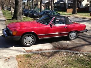 CLASSIC RED 380SL
