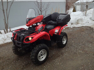Yamaha Grizzly 660 2006