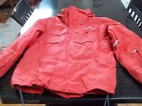 The North Face Men's Recco Snowboard Jacket size M  $45
