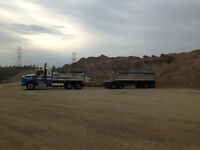 Local Class 1 Truck and trailer work