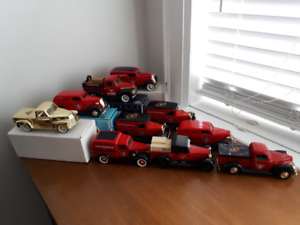 Canadian Tire Trucks - 10 Die Cast Collectibles