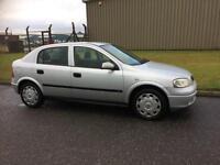 Vauxhall Astra 1.6i 2002 Club