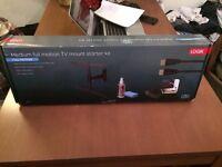 Logik medium full motion tv mount starter kit