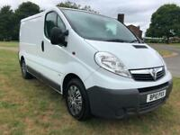 Vauxhall Vivaro 2.0Cdti 90 SWB Transit Size Van, 1 Owner, Lovely Condition