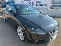 2010 Audi TT 2.0 TDI QUATTRO S LINE SPECIAL EDITION 2d 170 BHP Coupe Diesel Manu